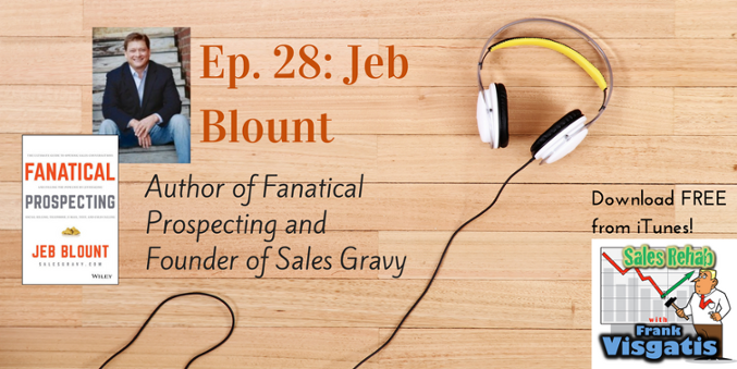 sales prospecting podcast