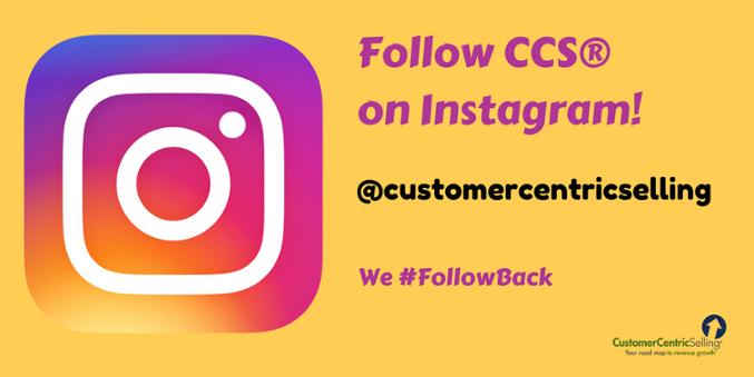 Follow CCS® on Instagram!