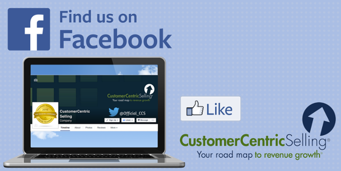CustomerCentric Selling on Facebook