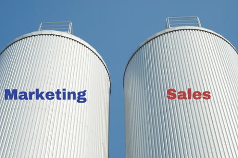 Marketing v. Sales
