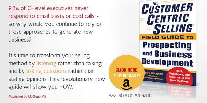 sales prospecting book