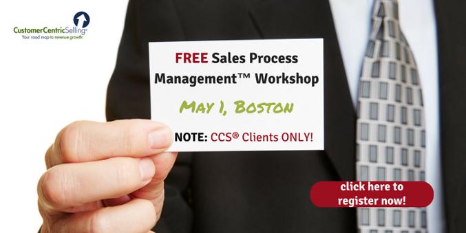Sales Management Workshop