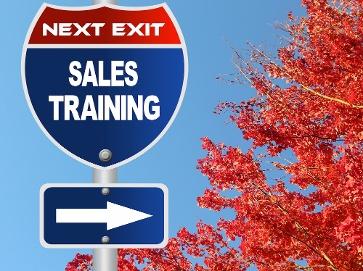 sales training sales process