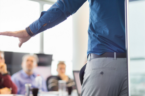 sales tips for calling on executives