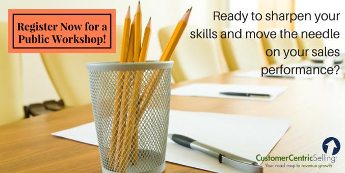 sales training workshops