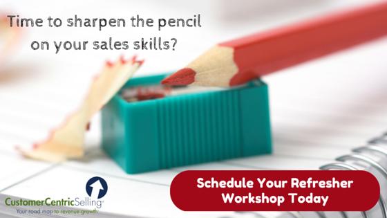 sales training workshop